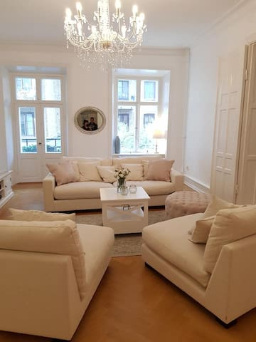 Beautiful apartment in the heart of Gothenburg