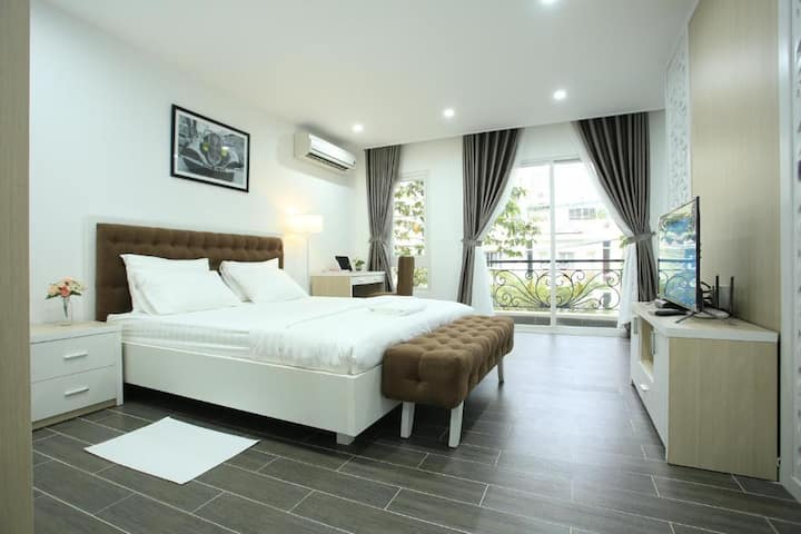 7s Simmi 2 Terrace Apartment