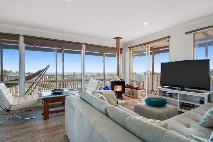 Serindipity -180 degrees ocean view - Yanchep - Huis