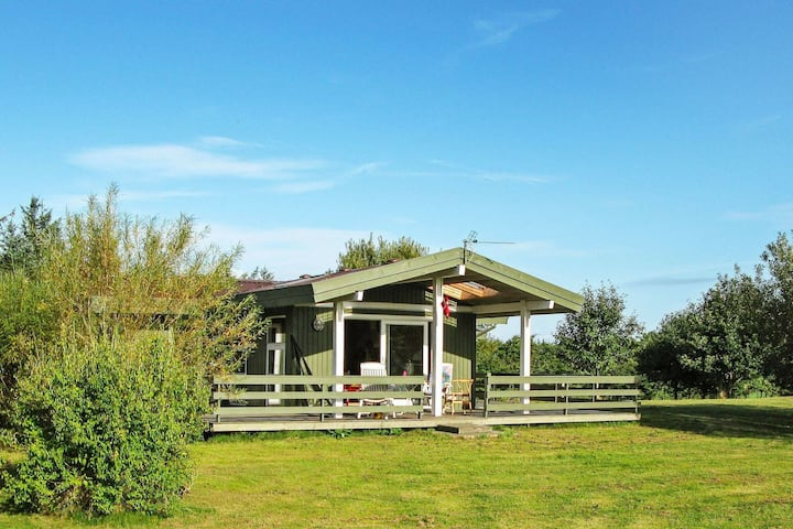 Spacious Holiday Home in Thyholm near Sea