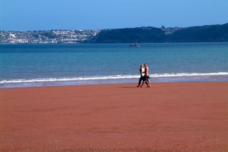 The Beach Retreat - stunning family holiday home - Paignton - 獨棟