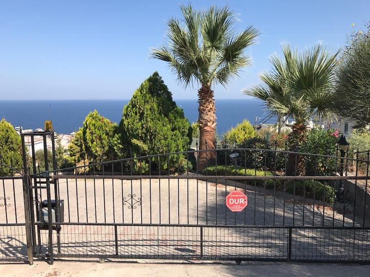 Nice flat in Bodrum Yalikavak with a great View
