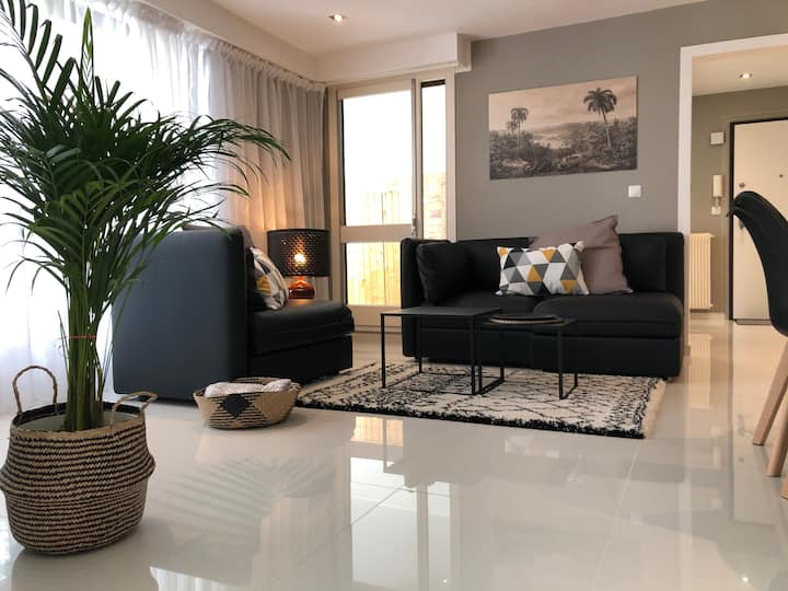 Proche Paris-Saclay - Appartement confort & calme