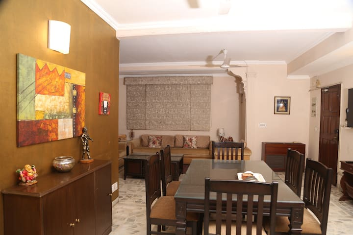 Luxury 3BD Penthouse in South Delhi