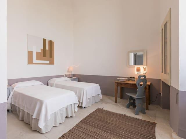 bedroom 2 on 1st floor