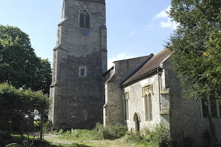Unspoilt Medieval Grade 1 Listed  Church,