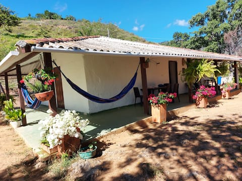 Casa campestre en el Cañón del Chicamocha.