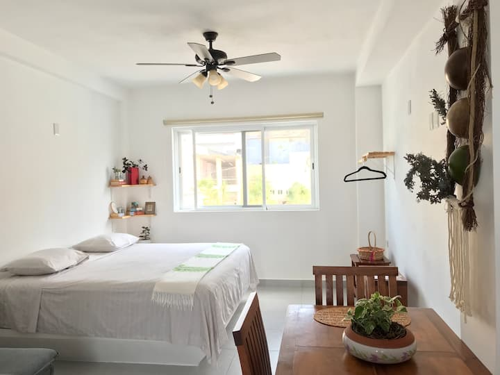 YOUR LOFT IN THE HEART OF DOWNTOWN CANCUN!