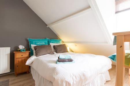 Cosy, comfortable close to centre. - Haarlem - Bed & Breakfast