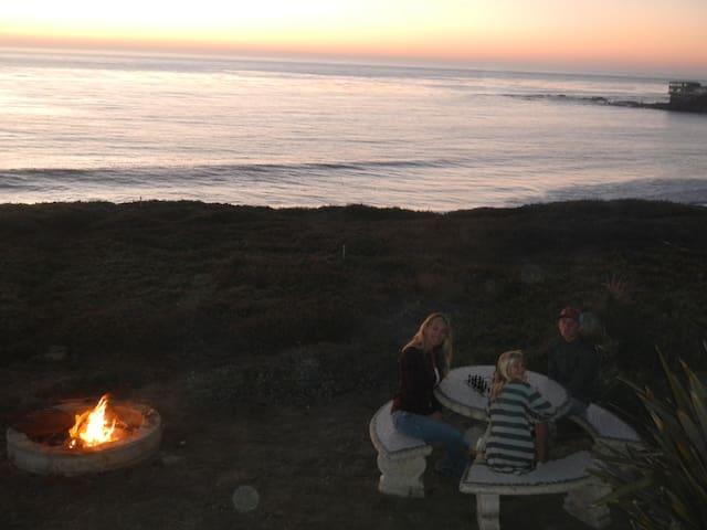 Oceanfront Baja Family Getaway - Rosarito - Appartement