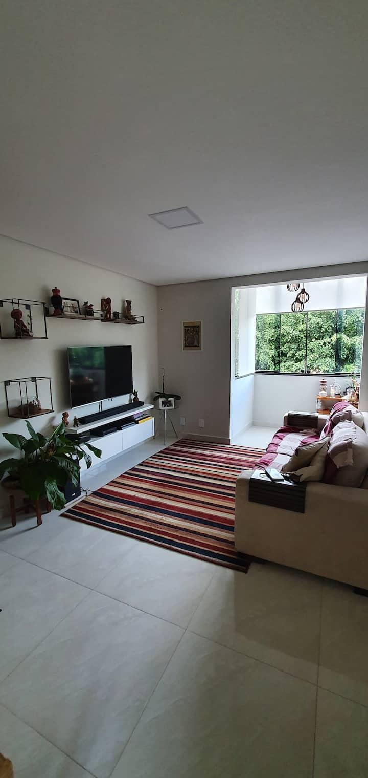 Apartamento 3/4 Reformado Cruzeiro