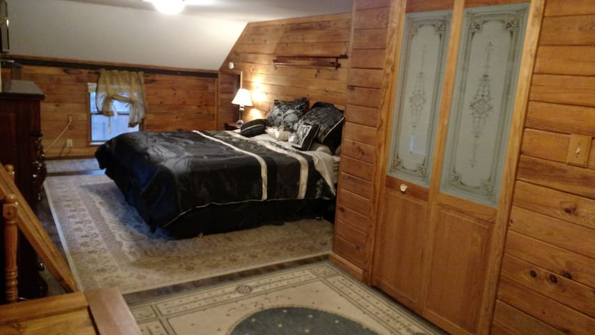 Liberty Call B&B - Private Room - Kutztown - House