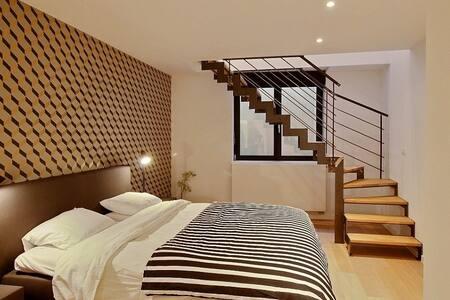 Wonderful, Brand NEW 115m2 Duplex ! - Woluwé-Saint-Lambert - Apartmen