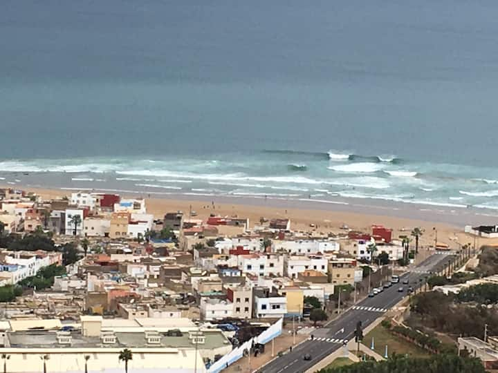 Agadir surf hostel