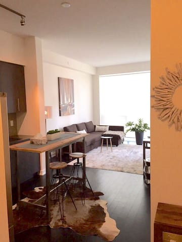 Luxury 1 Bedroom. - Mississauga - Lakás