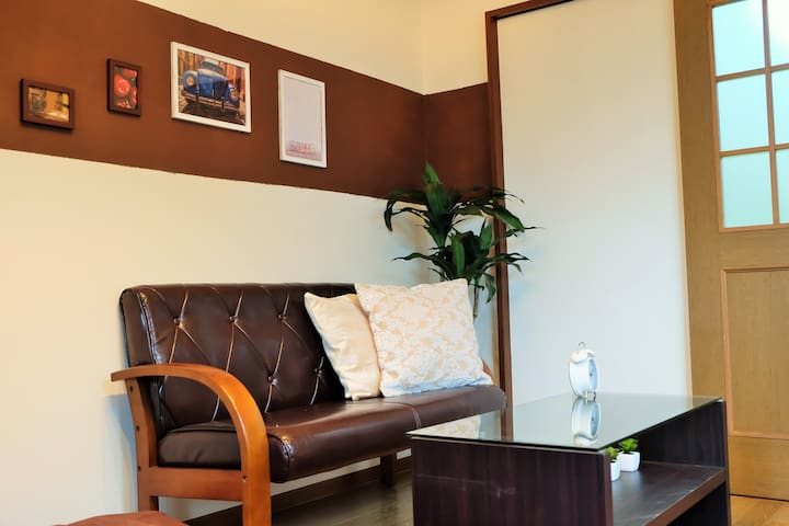 Chairo/1min From bus-stop/Free WiFi/1st floor - Kanazawa - Apartment