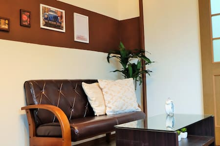 Chairo/1min From bus-stop/Free WiFi/1st floor - 金沢 - 公寓