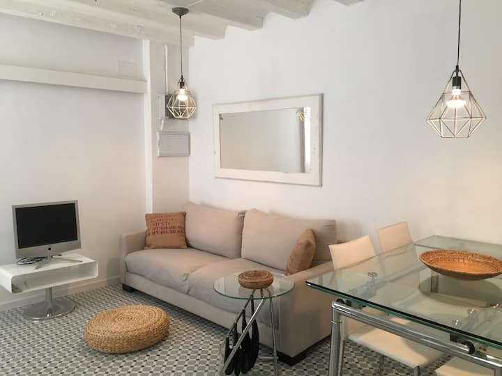 Apartamento en Barceloneta, todo reformado.