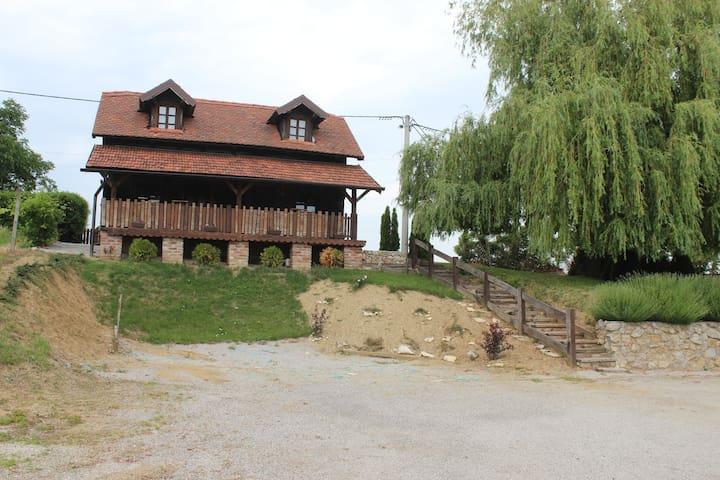 Kuća za odmor Hrupec