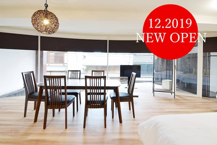 Free pocket wifi!/201/Kyoto Gion/MAX 5 guests