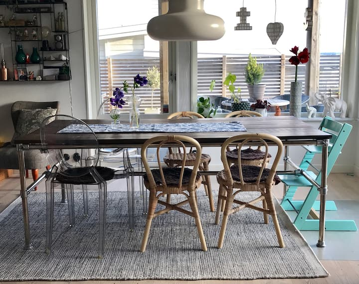 Modern house 20 min from the heart of Gothenburg