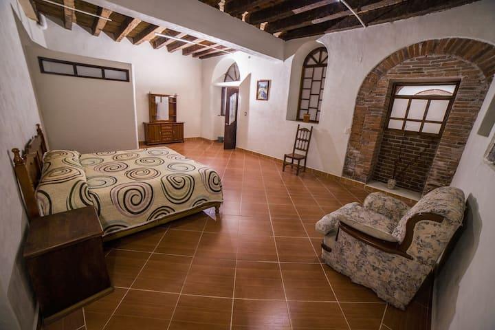 Hotel Ex Hacienda El Molino - Habitación Jr. Suite