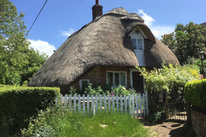 NEW! 16th Century thatched cottage, Hampshire