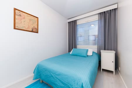 Charming room close to buss station
