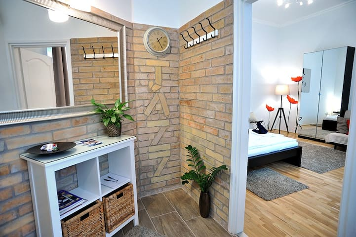 NEW!JAZZ SuperCentral Cozy Downtown - Budapest - Apartment