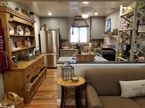 Sonoma Italian Cottage (Ritiro di Sonoma)