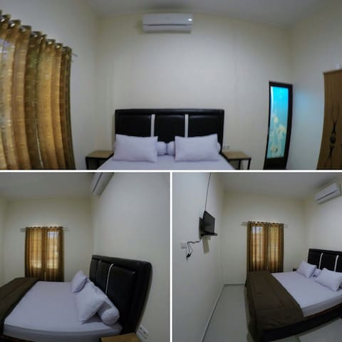 """Homestay Belitung """" Pak maie"""" - Tanjung pandan"""