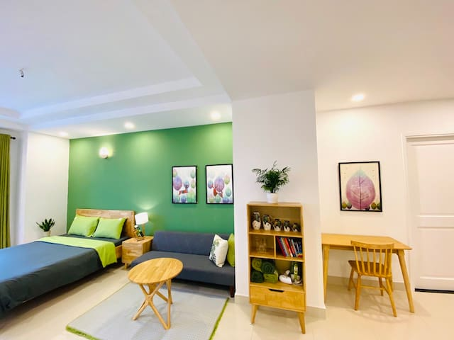 A16 Apartment Melody Vung Tau Close to Back Beach