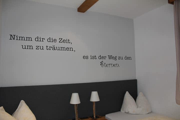 Haus Kinspergher - Appartment mit 2 Schalfzimmern