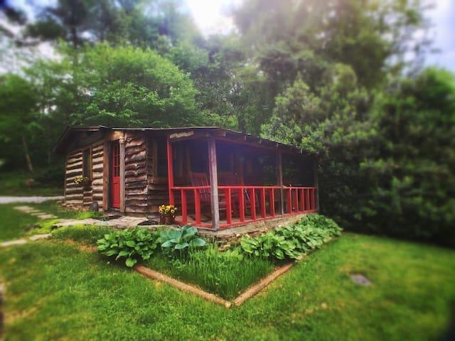 #7 - 100 Year Cabin - Asheville River Cabins