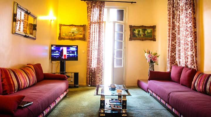 Cozy Hotel Center medina Tanger