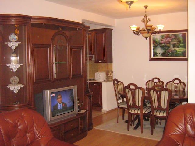 Appertament 2+1 + Garage, Prishtinë