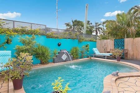 Spacious, family friendly home  Northern NSW. - Banora Point