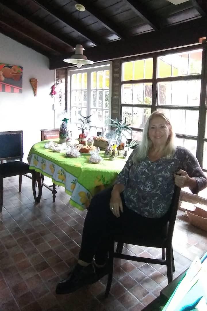"""Casa """"Doña Pato"""" Ideal Grupos de amigos y familia"""
