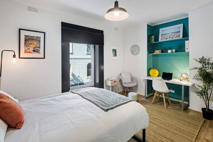 Feel right at home at the heart of Chapel Street
