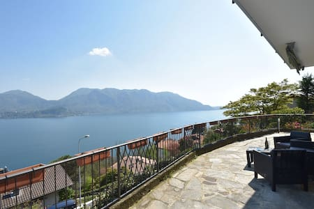 nice holiday apartment with panoramic balcony