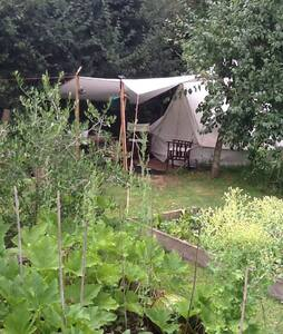 Bell tent for 2 in Yoxford, Suffolk - Yoxford - Tent