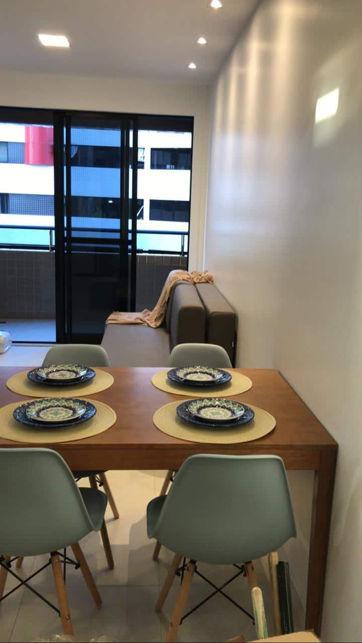 Apartamento novo na melhor localização de Maceió