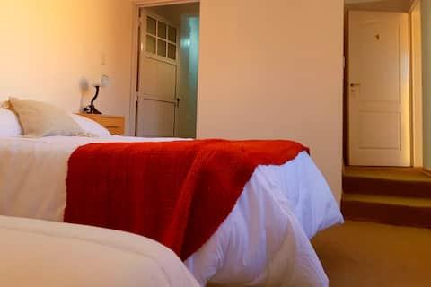 Habitación Triple en Casagrande Hotel!