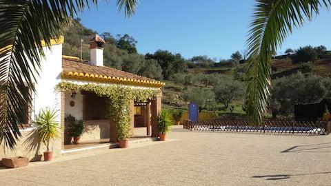 Perfekt för familjen-Privat Pool-Near of Malaga.