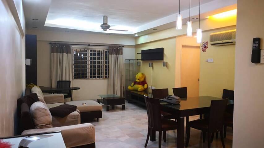 Cosy motel @ Bandar Bukit Puchong 1