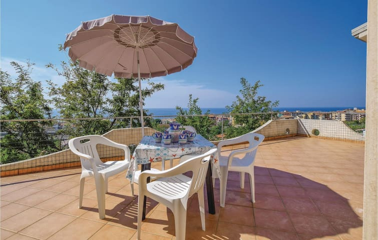Holiday apartment with 2 bedrooms on 100m² in Diamante CZ