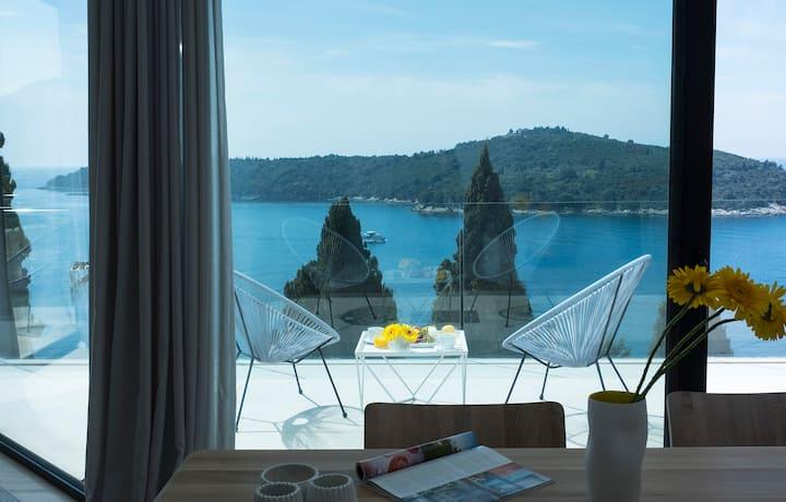Villa Casa Bianca - Exclusive 3 Bedroom Apartment
