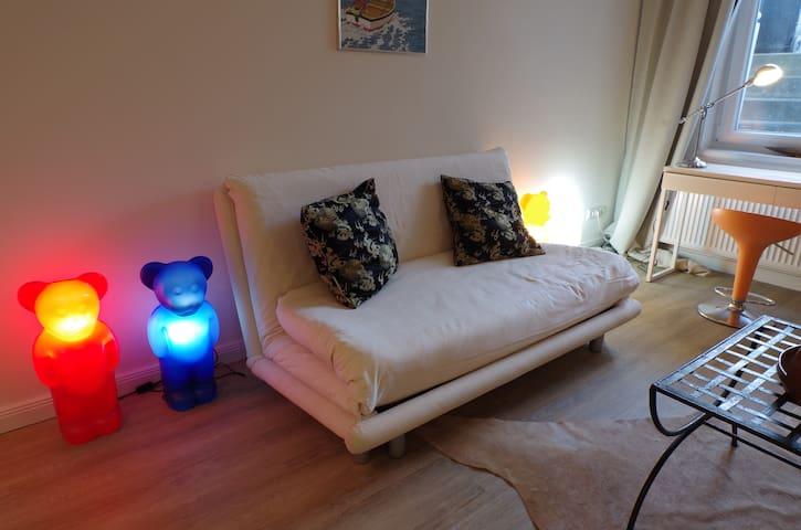 "The Ligne Roset ""Multy"" designer sofa..."