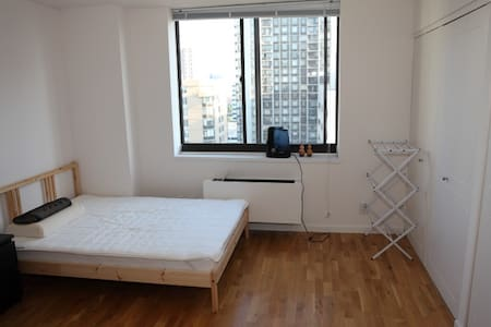 Beaty and Luxury Master Bedroom with one Bathroom - Jersey City - Apartment