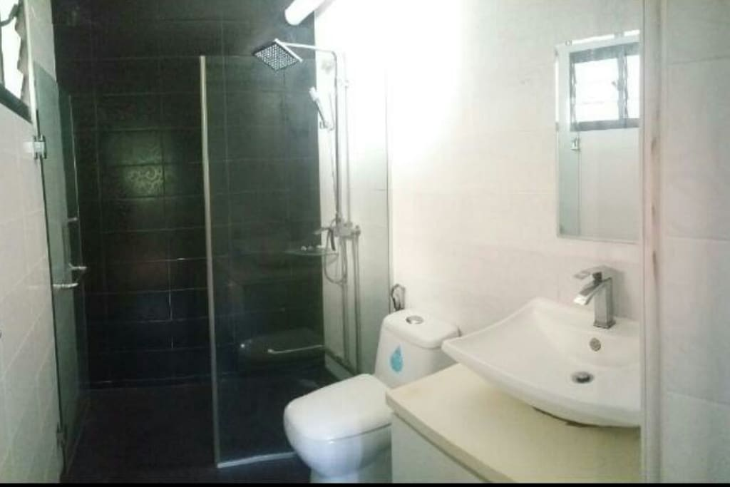 Masterbedroom attached toilet